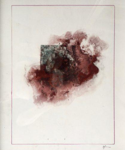 """""""Lighthole"""" Pigment,fhoto 40x50cm"""